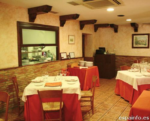 Restaurante casa la t a roja en murcia capital tel fono for Restaurante casa jardin murcia