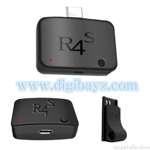R4s Dongle Facilita Jugar Los Juegos Gratis En Cfw Nintendo Switch